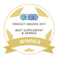 Natural Pharmacy Business: Winner - Best Supplement & Herbal 2017
