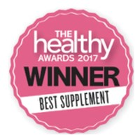 The Healthy Awards: Winner – Best Supplement 2017