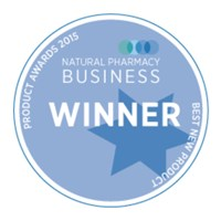 Natural Pharmacy Business: Winner - Best New Product 2015