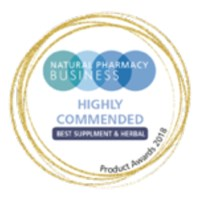 Natural Pharmacy Business: High Commended – Best Supplement Herbal 2018
